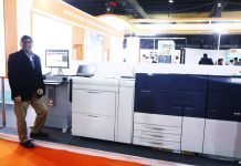 Xerox shows Versant 180