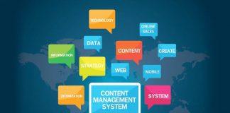 Content management versus content delivery