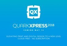 QuarkXPress 2018 to be launched on 16 May 2018