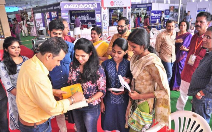 The 21st edition of Kochi International Book Festival begins from 1 December