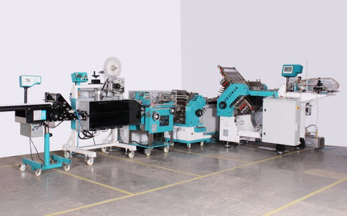 Pratham sells Folding System to a Russian company