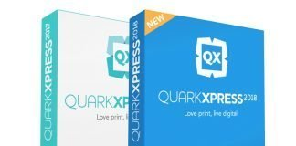 QuarkXPress 2018 available from 16 May 2018