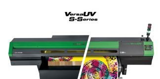Roland DG to debut VersaUV S-Series range of flatbed and belt UV-LED printers at FESPA