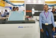 Venkataramana Graphics has a good PrintFair 2018 in Hyderabad