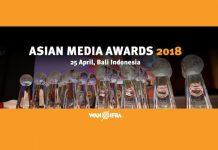 Asian Media Awards shortlist