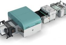 The Acuity B1 combines the newly developed inkjet technologies by Fujifilm -- Dimatix QFR7 printheads and precision-formulated, high-performance inks to deliver high-quality results