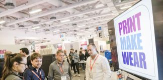 Print Make Wear launched at Fespa 2018