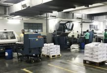 Replika's book printing facility at Sonipat, Haryana