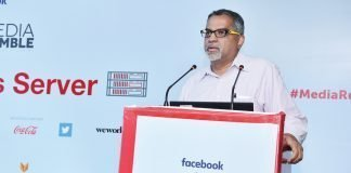 Raju Narisetti, a renowned journalist at Media Rumble
