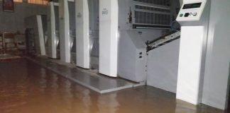 RMGT customer's premises flooded in Kerala
