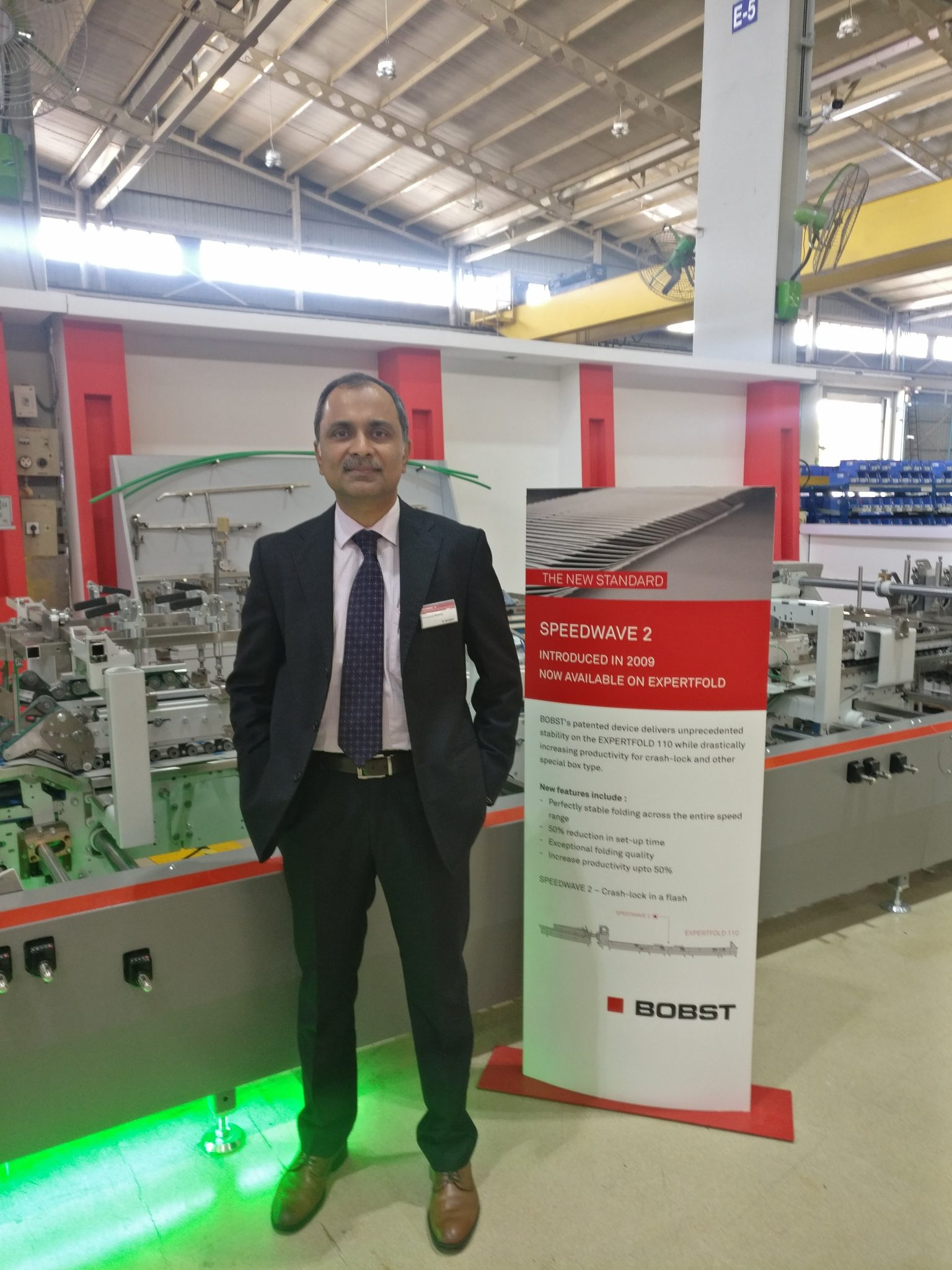 Bobst India to showcase latest innovations at Printpack 2019