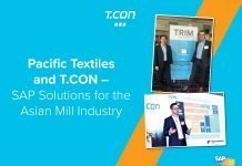 T.Con acquires Pacific Textiles, a Chinese textile manufacturer, as a new implementation partner.