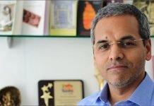 B Srinivasan, managing director, Ananda Vikatan Group