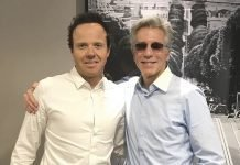 Ryan Smith, chief executive officer, Qualtrics and Bill McDermott, chief executive officer, SAP