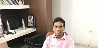 Ashok Gupta, managing director of Drishti Offset