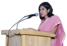Mariam Mammen Mathew, chief executive officer of Manorama Online