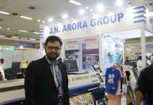 Aashish Arora, director – Marketing, JN Arora Group