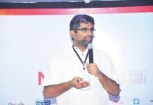 Rakesh Dubuddu, founder and chief executive officer of Factly