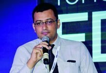 Sagar Sharma, general manager, Rajasthan Patrika