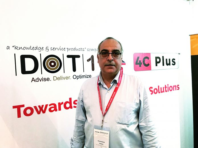Sanjay Hiranandani, managing partner and chief executive officer of Dot1 Solutions. Photo IPP