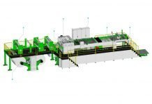 Line O Matic FSS 165 Paper Sheeter