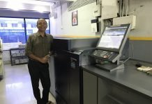 JVJ Sartho recently purchased two Konica Minolta AccurioPress c6085 with IQ 501 retrofit. Photo IPP