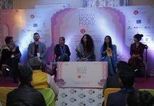 Jaipur BookMark 2019. Photo JBM