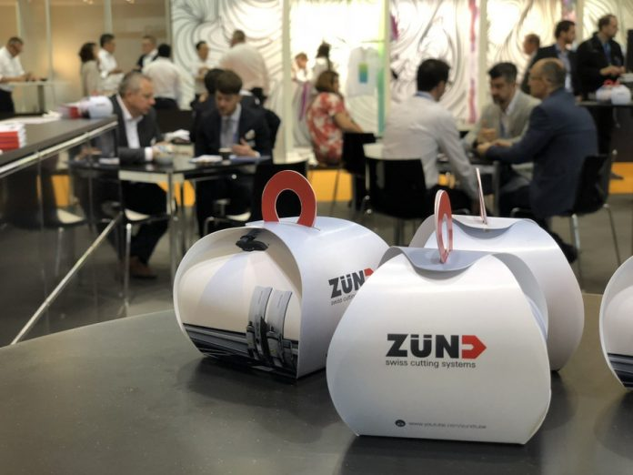 Zund at Fespa 2020