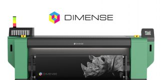 Dimense allows to print 3D textured designs