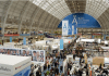 View of the London Book Fair