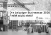 Leipzig Book Fair canceled
