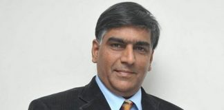 Balaji Rajagoplan the recently appointed CEO of Core Business MInosha India formerly known as Ricoh India Photo Minosha India