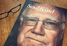 The cover of the first issue of the new niche magazine SoulKInd Photo Fujifilm