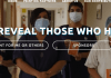 Reveal those who heal, digitally produced stickers help identify health workers and bring a smile to Covid-19 patients. image website projectsmiles.in