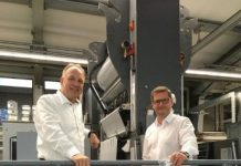 Gräfe decided for the Kurz recycling concept to strengthen its company's firmly anchored commitment to sustainable finishing.