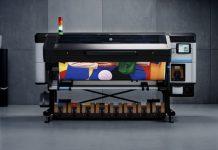 The new HP Latex 800W Printer Photo HP