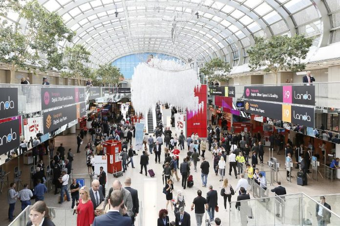 Not quite the real thing, but the virtual.drupa takes place from 20 to 23 April 2021