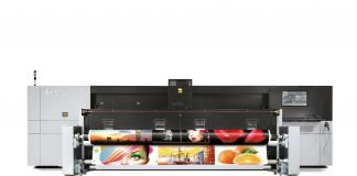 Durst P5 TEX iSUB for sublimation printing