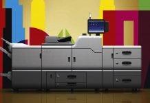 Ricoh Pro 7200sx series presses