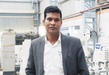 Prem P. Vishwakarma, director, Robus India| carton