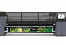 HP Latex 3200 3.2-meter roll-to-roll large format printer