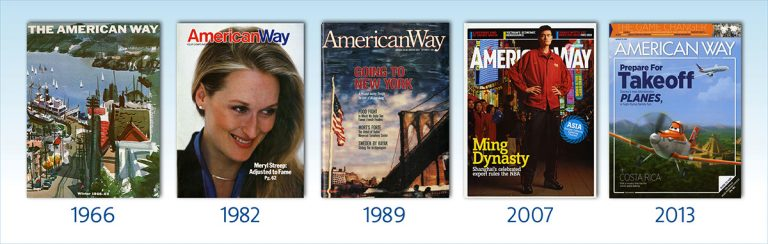 American Airlines to put an end to its iconic inflight magazine