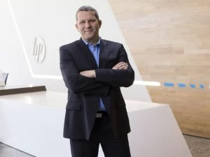 Christoph Schell, HP Inc. Chief Commercial Officer