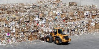 Recovered paper supply chain Photo Pixabay