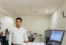 Sri Ganganagar's NN House ventures into digital printing with KM C3080