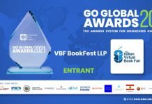 The Indian Virtual Book Fair has been nominated for a GoGlobal Award