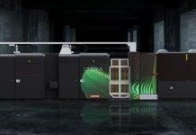 Xeikon's IDERA digital press