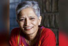 Gauri Lankesh Photo cjp.org.in
